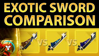 getlinkyoutube.com-Destiny Taken King: Which Exotic Sword is Best?