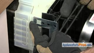 getlinkyoutube.com-Dishwasher Mounting Bracket Set (part #00170664) - How To Replace