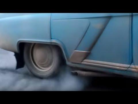 ГАЗ 21 советский V8 (ЗМЗ 511) может ли делать бернаут?!