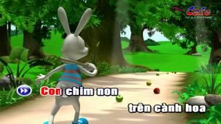 getlinkyoutube.com-Con chim non - Karaoke Thiếu Nhi (HD) (tuvideo.matiasmx.com)