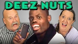 getlinkyoutube.com-Elders React to Deez Nuts Vine Compilation