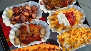 getlinkyoutube.com-Street Food In Germany | Amazing Street Foods In Germany