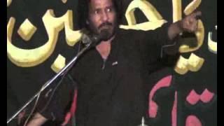 getlinkyoutube.com-Majlis 10 muharam 2014  Zakir Malik Sajid Hussain at Kot Bahadar Jhang