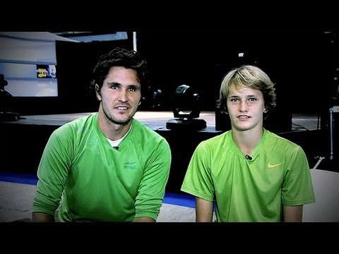 Zverev Family In ATP World Tour Uncovered