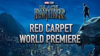 Marvel Studios' Black Panther World Premiere Red Carpet