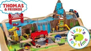 getlinkyoutube.com-Thomas and Friends | Thomas Train and KidKraft Grand Central Station Play Table Toy Trains for Kids
