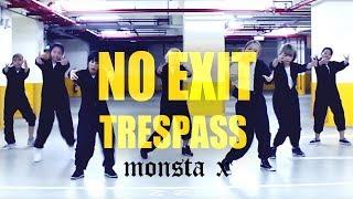 getlinkyoutube.com-MONSTA X(몬스타엑스) _ No Exit + Trespass Dance Cover by DAZZLING from Taiwan