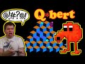 Q*BERT game review : The IRATE Gamer