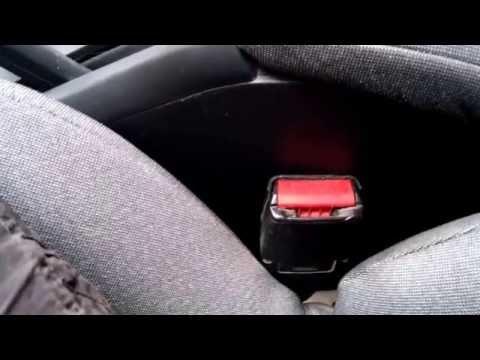 Расположение предохранителя подушки безопасности в Opel Астра Твин Топ
