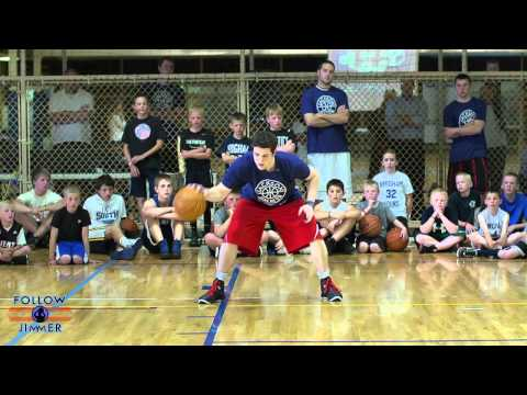 Jimmer Shooting and Dribbling Drills