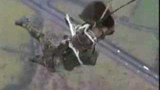 getlinkyoutube.com-Неудачный прыжок с парашюта, ВДВ рулит!