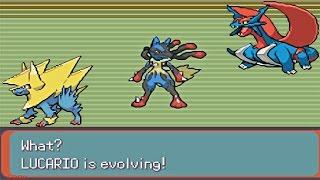 getlinkyoutube.com-Pokémon Glazed - Mega Evoluções (TODAS)