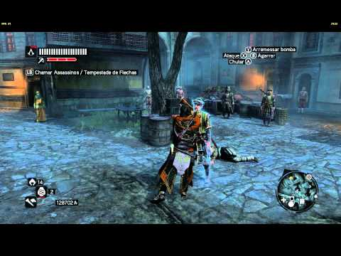 Assassin's Creed Revelations - Highlander soldiers glitch