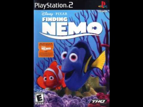 Finding Nemo Videogame OST 02 - Going to School