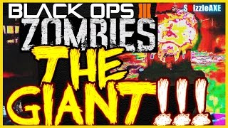 """getlinkyoutube.com-Black Ops 3 The Giant Zombies """"NOT Flawless, Gone WRONG!"""" (Call of Duty BO3 Giant Zombies Gameplay)"""