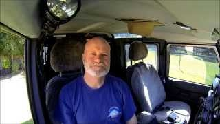 getlinkyoutube.com-Landrover Defender Expedition Build - Mike Rowley