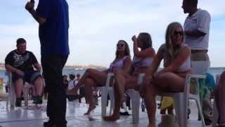 getlinkyoutube.com-Mango Deck Wet T-shirt contest - Cabo San Lucas, Mexico - April 22, 2013