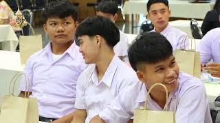 NPU NEWS : บริษัท เบอร์ลี่ ยุคเกอร์ จำกัด (มหาชน) สอบสัมภาษณ์ นักศึกษาโครงการทุนการศึกษา ด้านอาชีวศึกษา ฯ