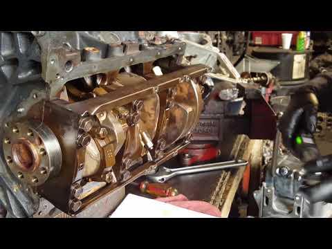Kia Sedona kia Sorento 3.5 engine: replacing the crank shaft,rods torque