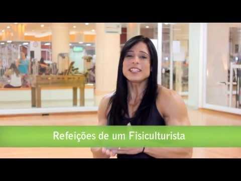 Selma Labat Fisiculturista: Explica como são feitas as suas Refeições