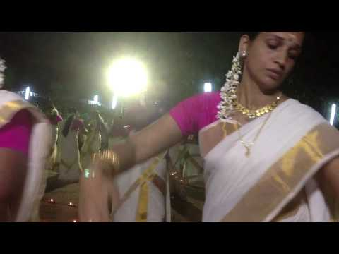 Thiruvathira Kali (Payyanur Theru Vanitha Commitie) HD 720