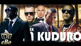 Don Omar Ft. Lucenzo, Daddy Yankee, Akon & Pitbull - Danza Kuduro (Remix)