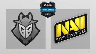 getlinkyoutube.com-CS:GO - G2 vs. NaVi [Dust2] Map 1 - ESL Pro League Season 4 - Matchday 3