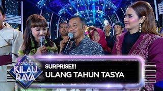 SURPRISE!! Tasya Rosmala Kaget Dapat Kue Dari Ayahnya - Road To Kilau Raya (31/3)