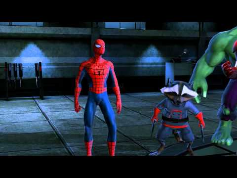 Marvel Heroes MMO - Villains Trailer