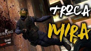 getlinkyoutube.com-CS:GO - COMO MUDAR A MIRA!  (Personalizar Crosshair NO Counter Strike)