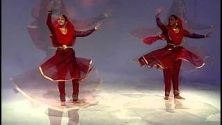 getlinkyoutube.com-Tarana - Kathak Dance