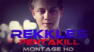 getlinkyoutube.com-Rekkles Top Pentakills -  Montage HD