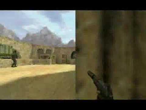 Virtus.pro dust2 ct pistol round