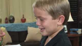 getlinkyoutube.com-Mother hears 8-year old son's voice for the first time on The Doctors