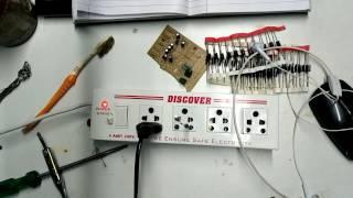AC 220 volt se 1.5 volt ki LED kese jlate hai ...(hindi)