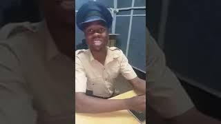 Bwana Njombe talking about his friend Kim North Korea