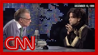 getlinkyoutube.com-Prince Rogers Nelson's entire 1999 CNN interview (Larry King Live)