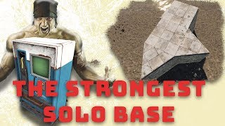 SUPER STRONG Solo Base Design I Vendor Machine Exploit | Rust Base Building I  Build 3.2
