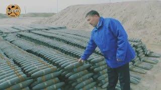 getlinkyoutube.com-Коп по Войне/Утилизация боеприпасов в больших масштабах.