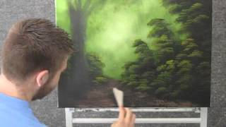 getlinkyoutube.com-Paint with Kevin Hill - Unedited Old Tree