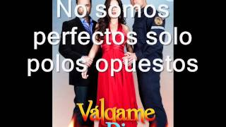 getlinkyoutube.com-Valgame dios || Blanco y Negro Malu - Cancion con LETRA