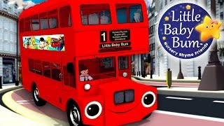 getlinkyoutube.com-Wheels On The Bus | Part 6 | Nursery Rhymes | by LittleBabyBum!
