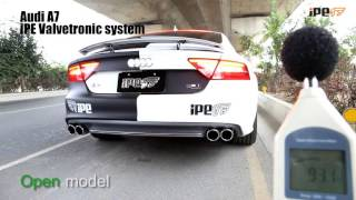 getlinkyoutube.com-Best exhaust system for Audi A7 from - iPE UK Innotech Performance Exhaust (test1)