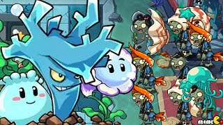 getlinkyoutube.com-Plants vs Zombies 2 Online - New World East Sea Dragon Palace Unlocked All Plants!