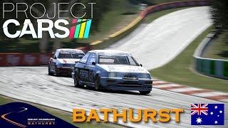 getlinkyoutube.com-Project CARS Ford Sierra RS500 Cosworth Gr.A Online Race @Bathurst