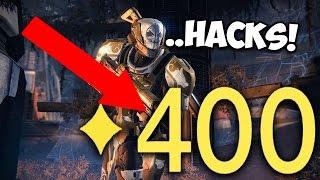 getlinkyoutube.com-Rise of Iron HOW TO GET 400 LIGHT LEVEL