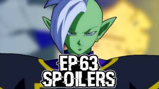 getlinkyoutube.com-Major Plot Twist !! Plan Fails? Leaked Dragonball Super Episode 63 Spoilers!!