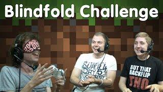 getlinkyoutube.com-Minecraft Xbox - Blindfold Challenge - Part 1