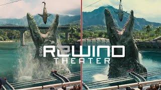 getlinkyoutube.com-Jurassic World Superbowl Spot - Rewind Theater