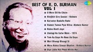 Best Of R D Burman Songs - Old Hindi Bollywood Songs | Audio Jukebox | R D Burman Songs